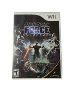 Nintendo Wii Starwars: The Force Unleashed Video Game (Complete, 2008) - $9.74