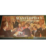 Vintage Masterpiece Board Game The Art Auction (1970) Parker Bros - $49.99