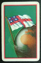 1 x Playing Card Single Swap Shaw Savill Shipping Lines to New Zealand Z... - $1.58