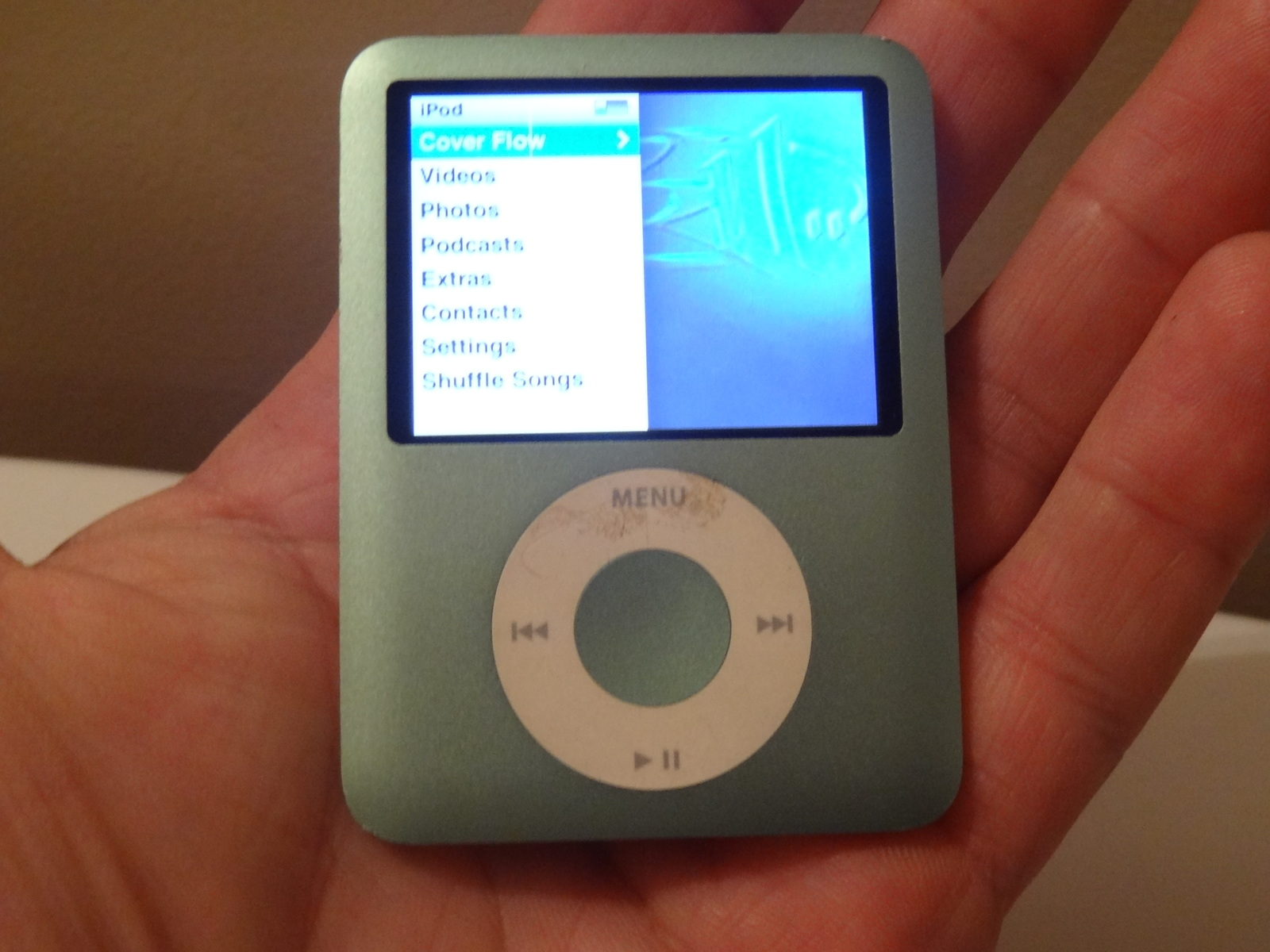 ipod nano 3rd generation - HD1600×1200