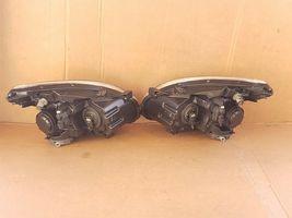 08-10 Nissan Rogue HID Xenon Headlights Set L&R - POLISHED image 9