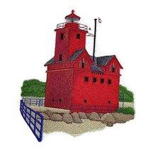 """Captain I See The Light"" Custom and Unique Lighthouse[Holland Harbor Li... - $19.79"