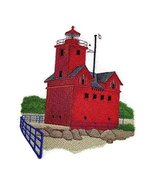 """Captain I See The Light"" Custom and Unique Lighthouse[Holland Harbor Li... - $19.79"