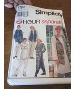 8783 Simplicity 2 Hour Separates Size FF 18W-24W) - $6.99