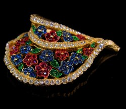 Couture Jewelry - Signed LeC Le Couturier - Marcel Boucher - designer couture  image 2