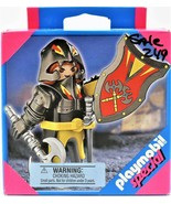 Playmobil Special 4646 Black Knight Castle Series With Shield And Battle... - $10.88