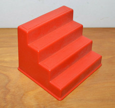 Vintage Evel Knievel Scramble Van Stairs Accessory Ideal Toys 1970'S 5655-07 - $10.04