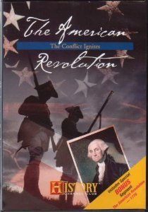 Primary image for The American Revolution: The Conflict Ignites [DVD]