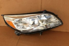 13-15 Chevy Malibu Composite Projector Headlight Lamp Halogen Passenger Right RH image 1