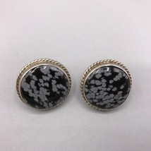 Vintage Sterling Silver Screw On Earrings - $53.45