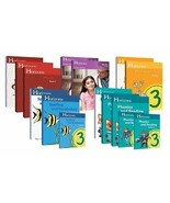 Horizons Homeschool Curriculum 3rd Grade 3, Complete Set (Set Includes: ... - $294.40