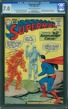 Superman #145 (DC, 1961) CGC 7.0 - $297.00