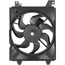 A/C CONDENSER COOLING FAN HY3113105 FOR 01 02 03 04 05 06 HYUNDAI ELANTRA A/T image 2