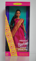 Indian Barbie (Collector Edition) Dolls of the World #14451 NRFB c1995 - $21.99