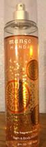Mango Mandarin Fine Fragrance Mist Bath & Body Works 8 Oz 95% Full - $7.84
