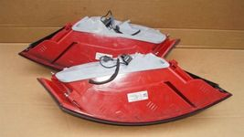 08-11 Audi TT MK2 Coupe Roadster Convertible Taillight Set Smoked L&R image 7