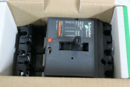 Schneider Electric LV430403 NSX160F Circuit Breaker Without Trip Unit New - $292.05