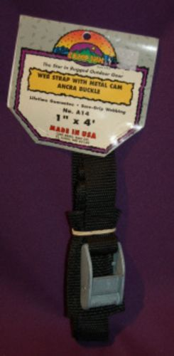 Camp Inn 1in X 4ft Web Strap Metal Cam Ancra Buckle A14