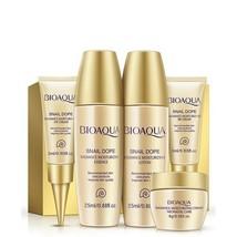 Set Skin Care Whitening Moisturizing Face BB Cream Anti Wrinkle Snail Co... - $14.80