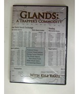 "DVD ""Glands: A Trappers Commodity"" By Kyle Kaatz Traps Trapping Coyote B... - $23.75"