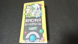 Pokemon Kids Seal Album 2014 BANDAI Not sold in stores Japan Rare Goods - $64.50