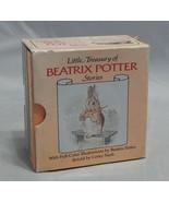 Little Treasury of Beatrix Potter Stories Set of 6 Books - $8.42