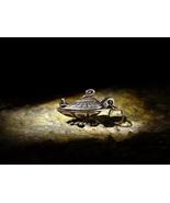 Royal Elite Powerful MARID DJINN Wish Fulfillment Genie Lamp Lucky Charm... - $177.00