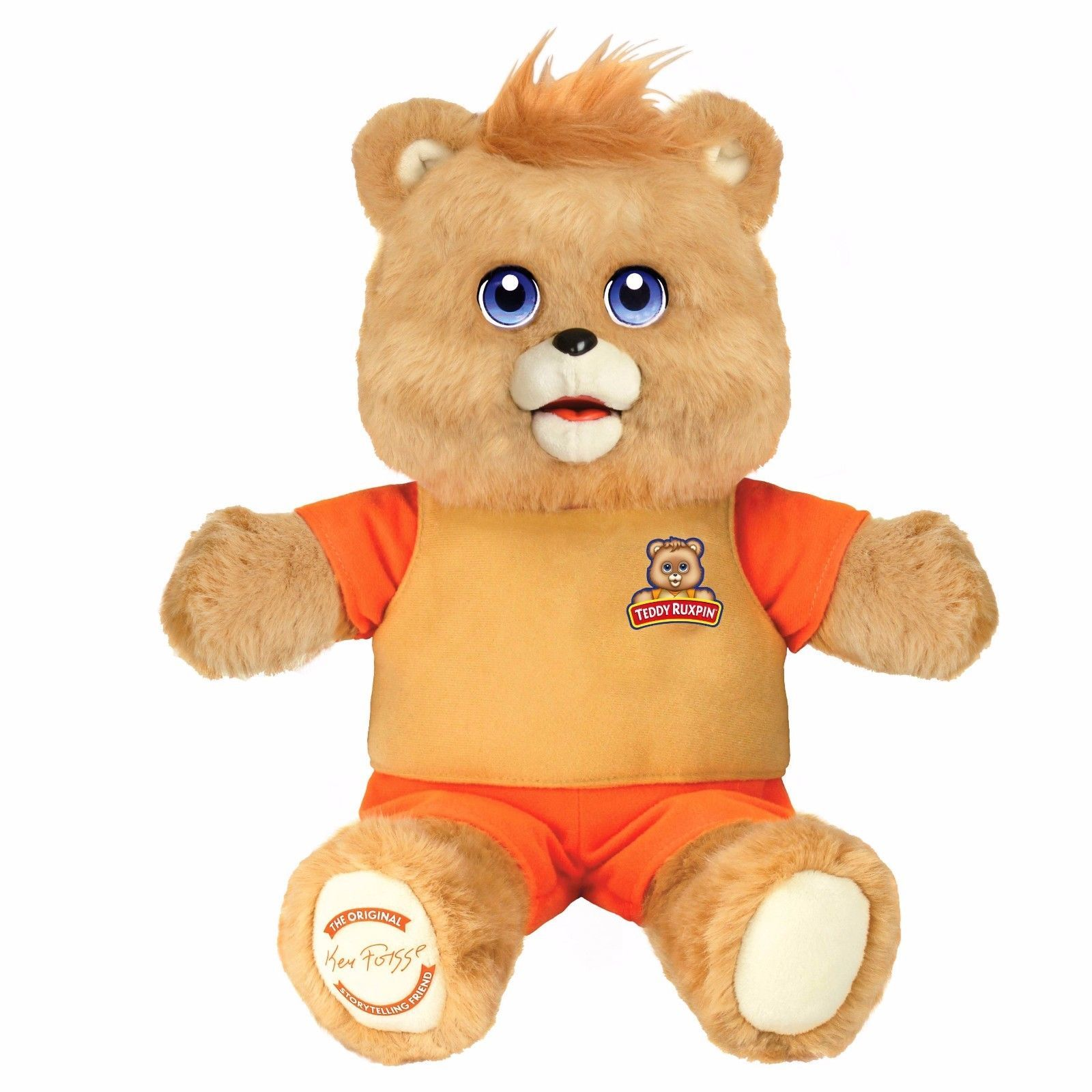 Teddy Ruxpin Bear 2017 Storytelling Original Outfit Target Exclusive New in Hand