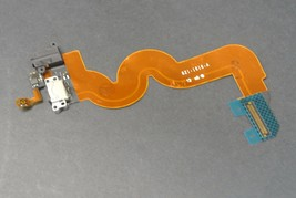 iPod Touch 5 5th Gen Black Charger Charging Dock Audio Jack Flex Cable P... - $9.99
