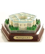 "Washington DC Pentagon Souvenir Figurine (5"" Wide) - $14.99"