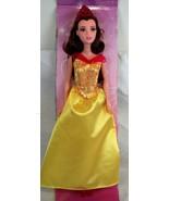 "Disney Belle Princess 12"" Doll Mattel Beauty & The Beast NEW - $8.11"