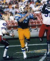 Lance Alworth San Diego Chargers Vintage 8X10 Color Football Memorabilia... - $6.99