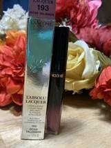 Lancome L'Absolu Lacquer - 193 Rose Talisman BNIB - $19.79