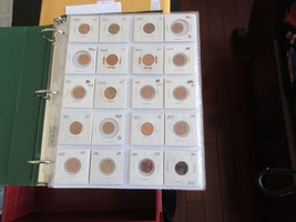 Lincoln Cent , 1958-1997 , Lot of 218 Circulated Coins - $123.75