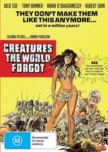 CREATURES THE WORLD FORGOT   Julie Ege  Tony Bonner  Horror   ALL REGION... - $8.45