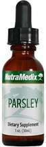 NutraMedix Parsley - Parsley Extract Drops, Detox Support 1 Ounce, 30 Milliliter