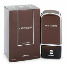 Ajmal Aristocrat by Ajmal 2.5 oz / 75 ml EDP Spray for Men - $41.57