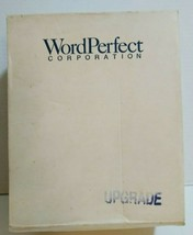 WordPerfect 6.0 Upgrade for Windows Word Processing Software- 3.5 inch D... - $16.00