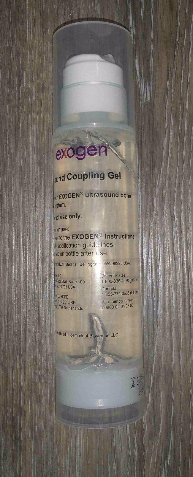 Exogen Ultrasound Bone Healing System Coupling Gel 200