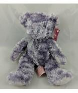 "Russ Bear Essence Lavinia Bear Plush Lavender Purple 8"" Stuffed Animal - $3.55"