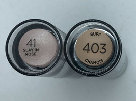2X L'Oreal Infallible Longwear Shaping Stick Highlighter 41 & 403 - $14.50