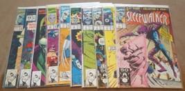Sleepwalker 1, 2, 3, 7, 11, 17, 18, 19, 25, Holiday Special #1 - $18.00