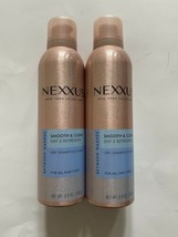 2- Nexxus Between Washes Dry Shampoo Foam for All hair Smooth & Clean 6.8 Oz - $19.99