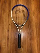 "Head Tennis Racket Titanium Ti. Conquest 4 1/4"" Grip Great Condition! - $27.85"