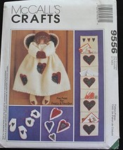 McCall's Crafts 9556 Angel and Ornaments - $11.76