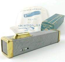 Vintage Swift & Anderson Inc Surveyor's Hand Sighting Level w Box Boston... - $24.22