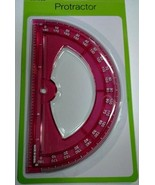 Pink Protractor - $2.96