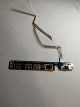 """LS-7903P DELL LATITUDE POWER BUTTON BOARD W/CABLE E5430 """"GRADE A"""" - $9.44"""
