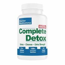 Longevity Complete Detox [BETA Formula ]7 Day 21 Caps - Accelerated Whol... - $17.13