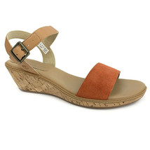 Timberland Women's Whittier Beige Full Grain Leather Sandals A1VBK - $59.99